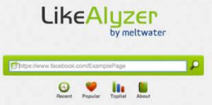 link analyzer homepage