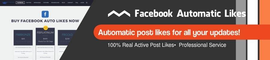 Get Facebook Auto Likes