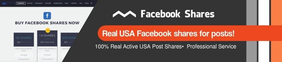 Get Facebook Shares
