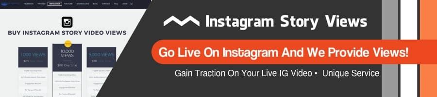 Get Instagram Story Video Views