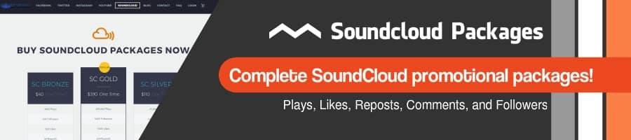 Get SoundCloud Packages
