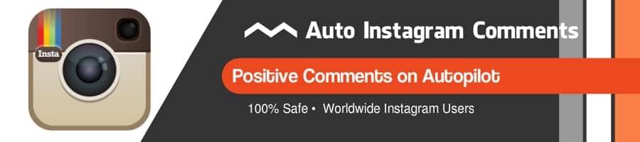 Get Auto Instagram comments